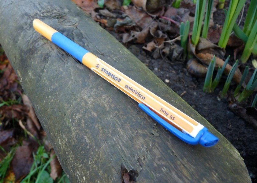 Stabilo pointVisco rollerball review