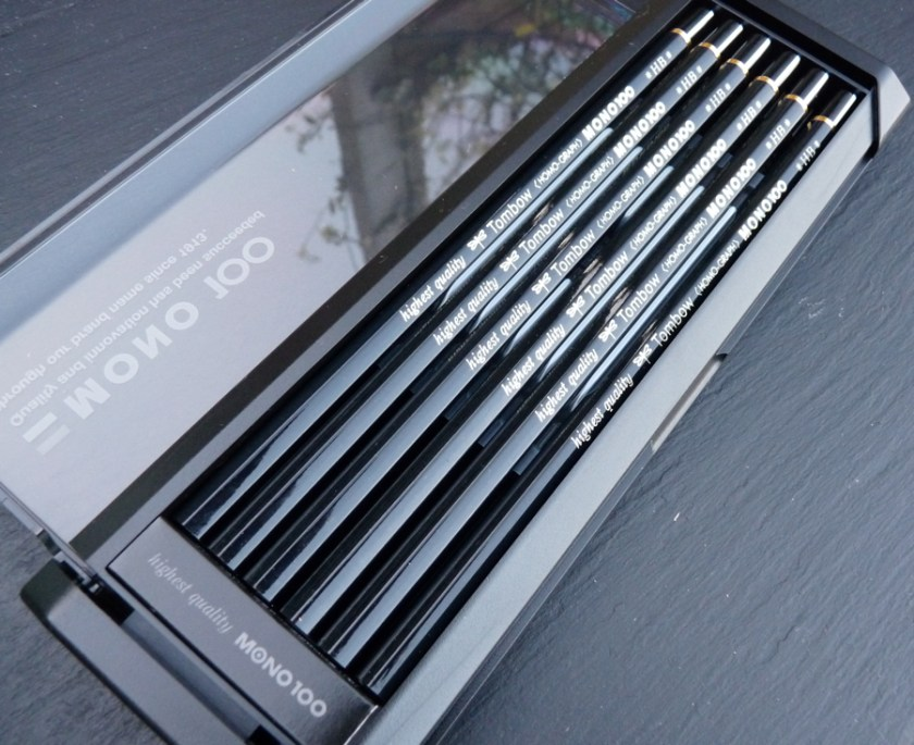 Tombow Mono 100 pencil lots in a box
