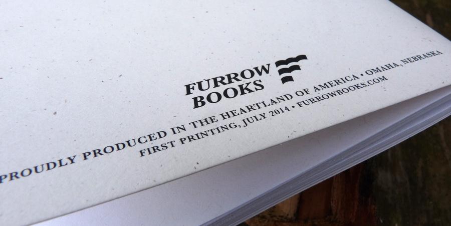 Furrow Book branding
