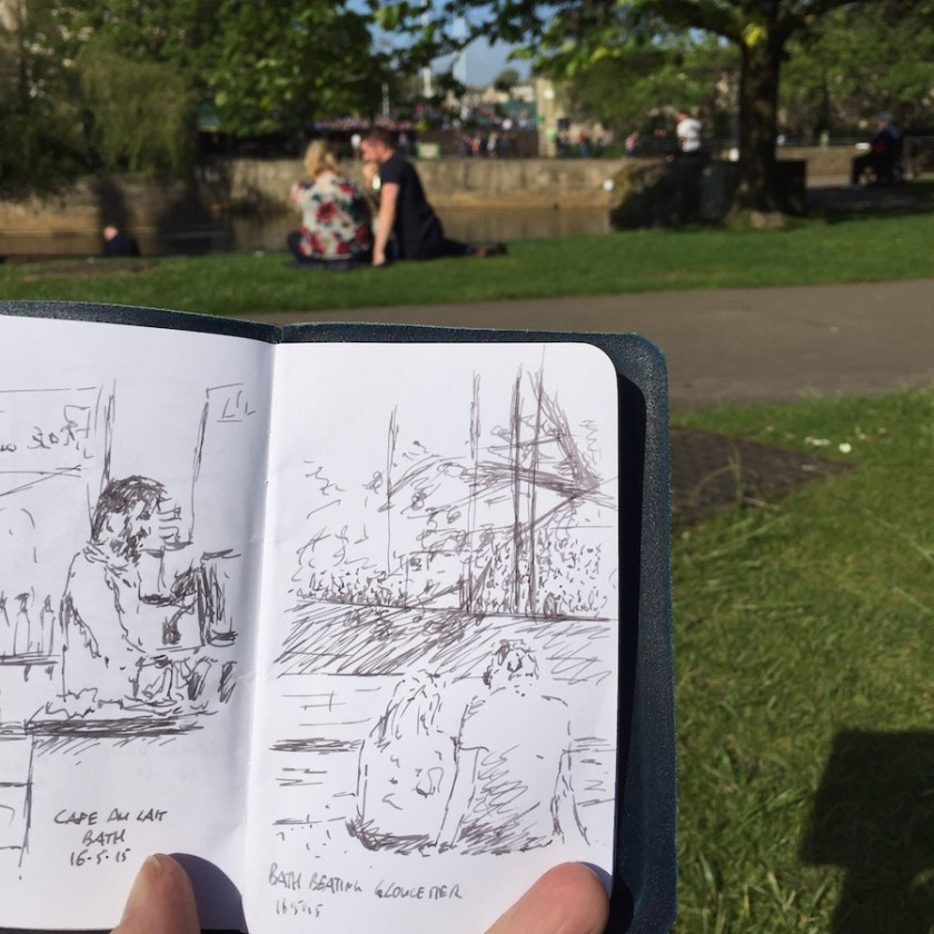 Sketches from Bath