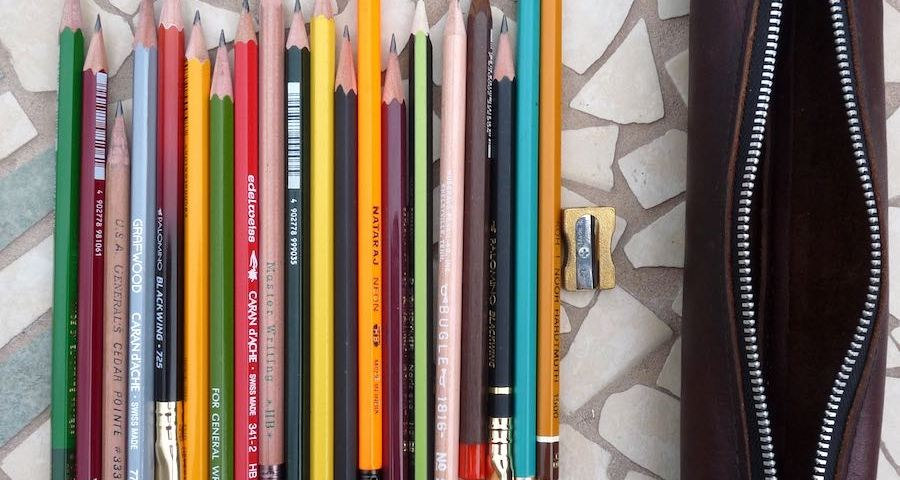 Week of pencils lineup
