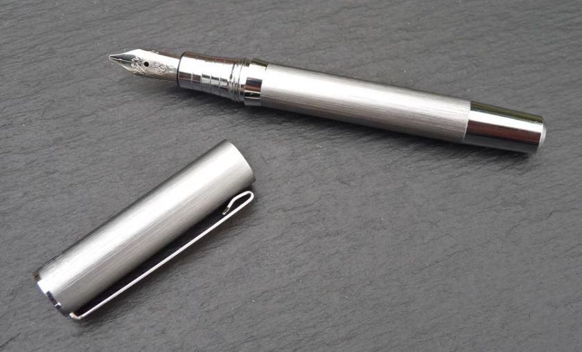 Cult Pens Mini Fountain Pen uncapped
