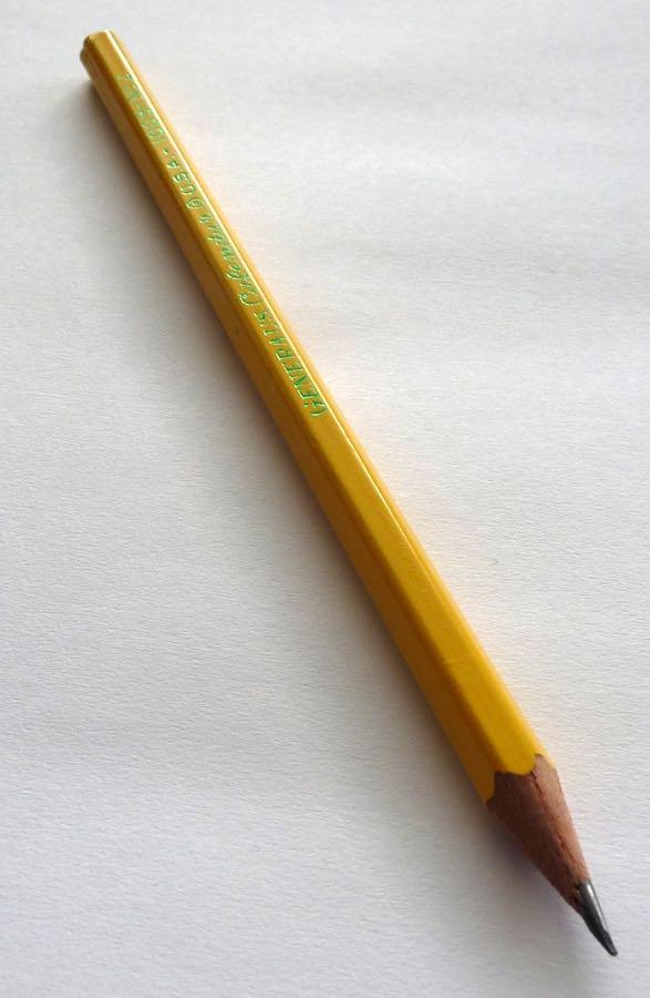 Generals Calendar Pencil review