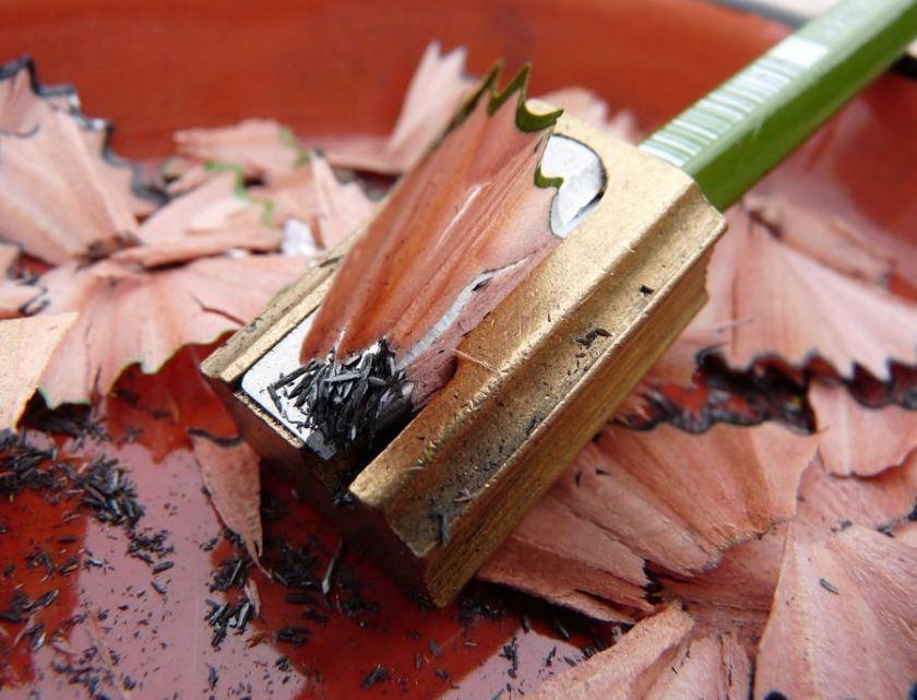 Tombow 8900 sharpening