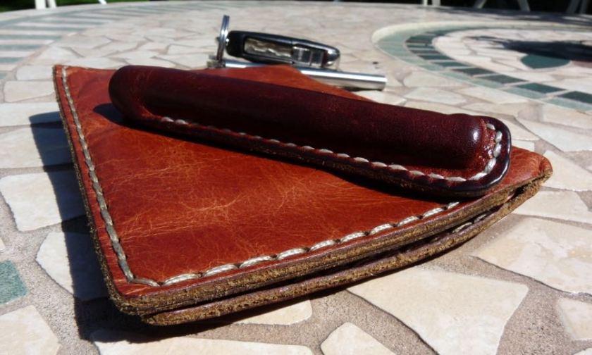 Galen wallet notebook review