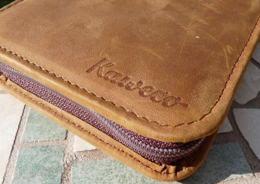 Kaweco Traveler Case branding