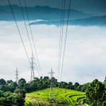 Transmission lines from Syanja to Butwal.