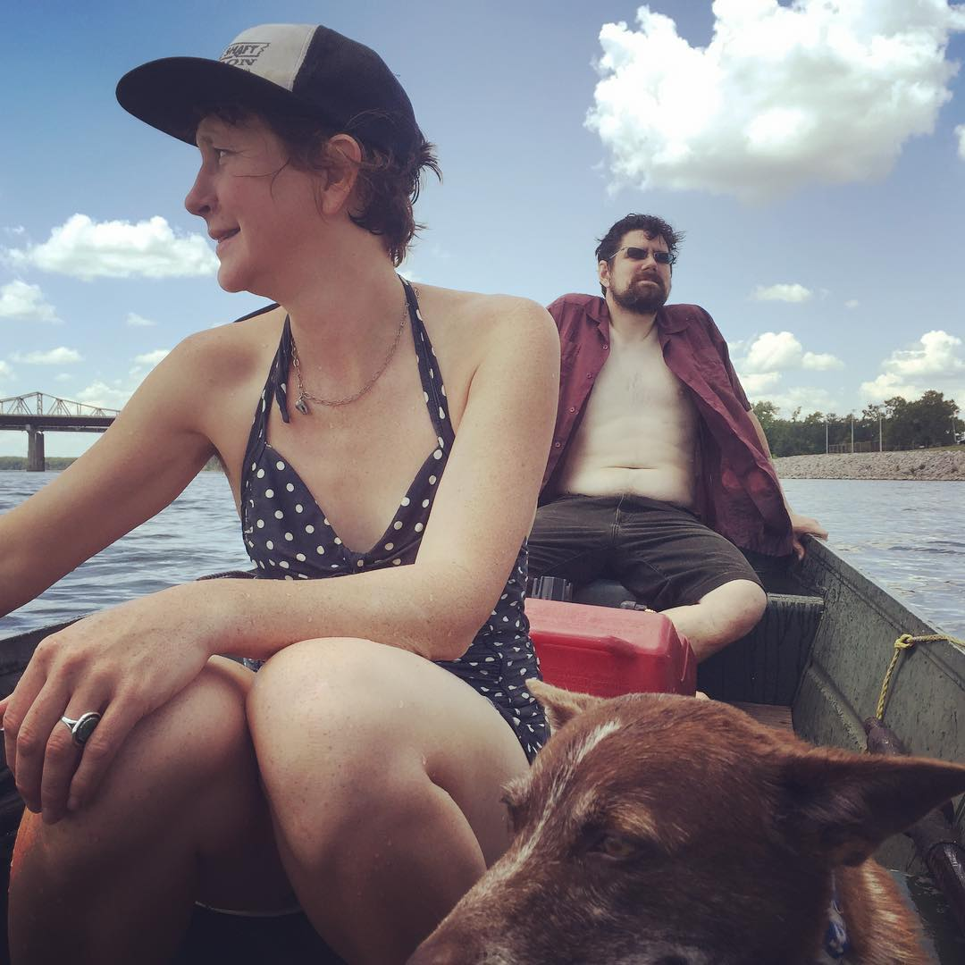 Shantyboat band photo