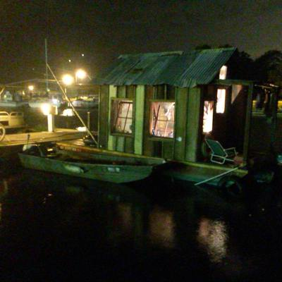 Join us for a Shantyboat Open House! Tue & Wed 3-7pm Ditto Landing Huntsville