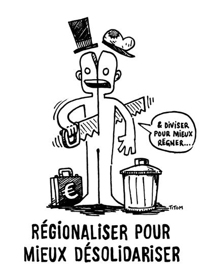 regionalisation