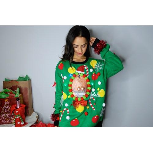 Medium Crop Of Diy Ugly Christmas Sweater