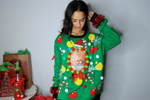 Medium Of Diy Ugly Christmas Sweater