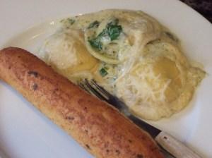 Spinach-Ravioli Lasagna | The Peppertree
