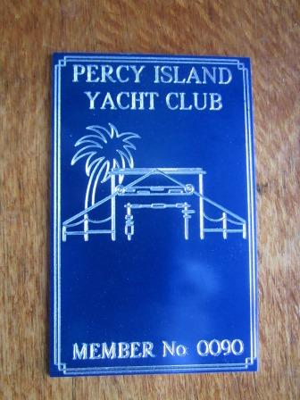 PIYC plaque to display your boat name - Copy - Copy