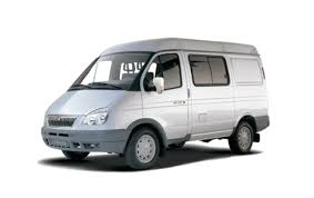 Грузопассажирский фургон ГАЗ-2705 комби