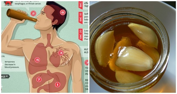 See What Happens When You Eat Garlic And Honey On An Empty Stomach For 7 Days.