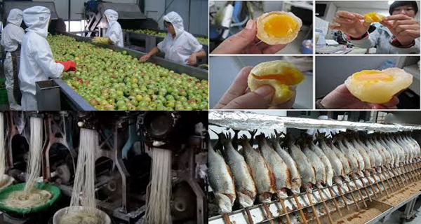 10 Toxic Foods Made in China That are Filled with Plastic, Pesticides and Cancer Causing Chemicals