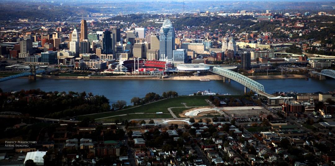 Cincinnati Drone Aerial Photography