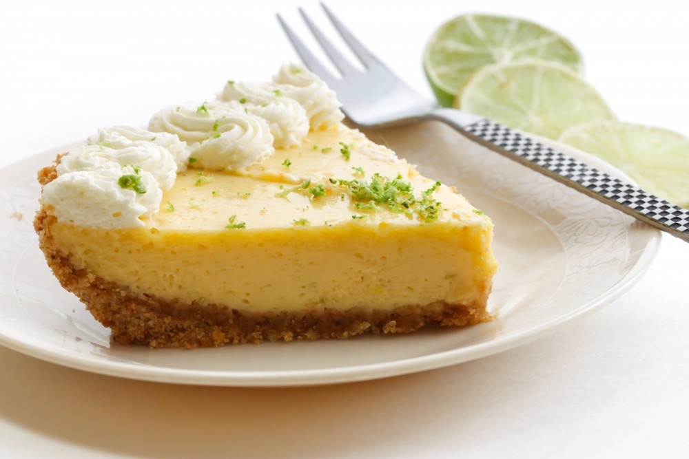 Easy Key Lime Pie is Velvety Smooth
