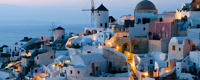 5 Breathtaking Honeymoon Destinations for 2016…Part Two…Greece!