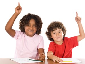 bigstockphoto_Two_Student_Children_3831690