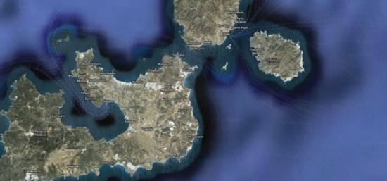 Perierga.gr - Tο μεγαλύτερο ακατοίκητο νησί του Αιγαίου