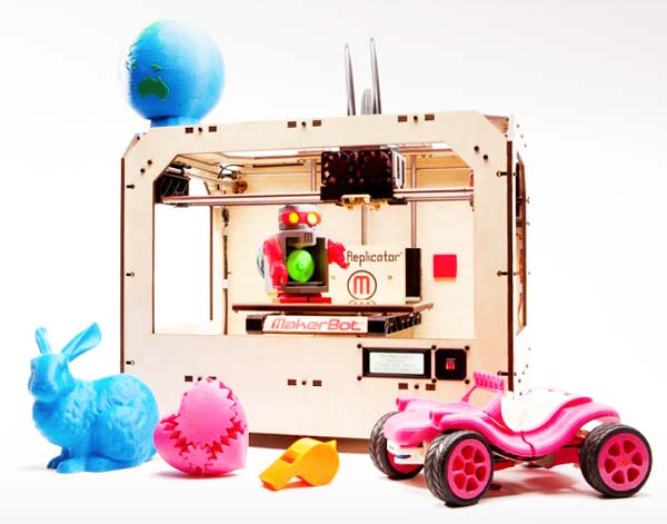 perierga.gr - 10 απίστευτα πράγματα που κάνουν οι 3D εκτυπωτές!