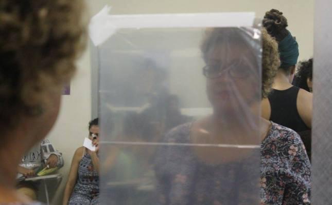 Roda de debate sobre identidade da mulher negra no Grajaú. (Foto: Edu Graja)