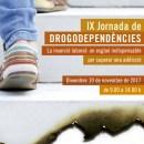 IX Jornada de Drogodependències de Projecte Home