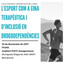L'esport com a eina terapèutica i d'inclusió en drogodependències
