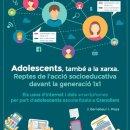 Adolescents, també a la xarxa. Reptes socioeducatius davant la generació 1×1