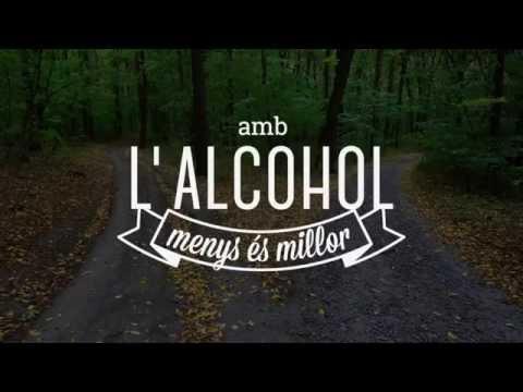 amb l'alcohol