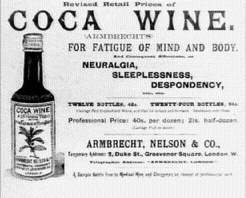 Història de la coca, la cocaïna... i la Coca-Cola