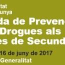 Jornada de prevenció sobre drogues als centres de secundària