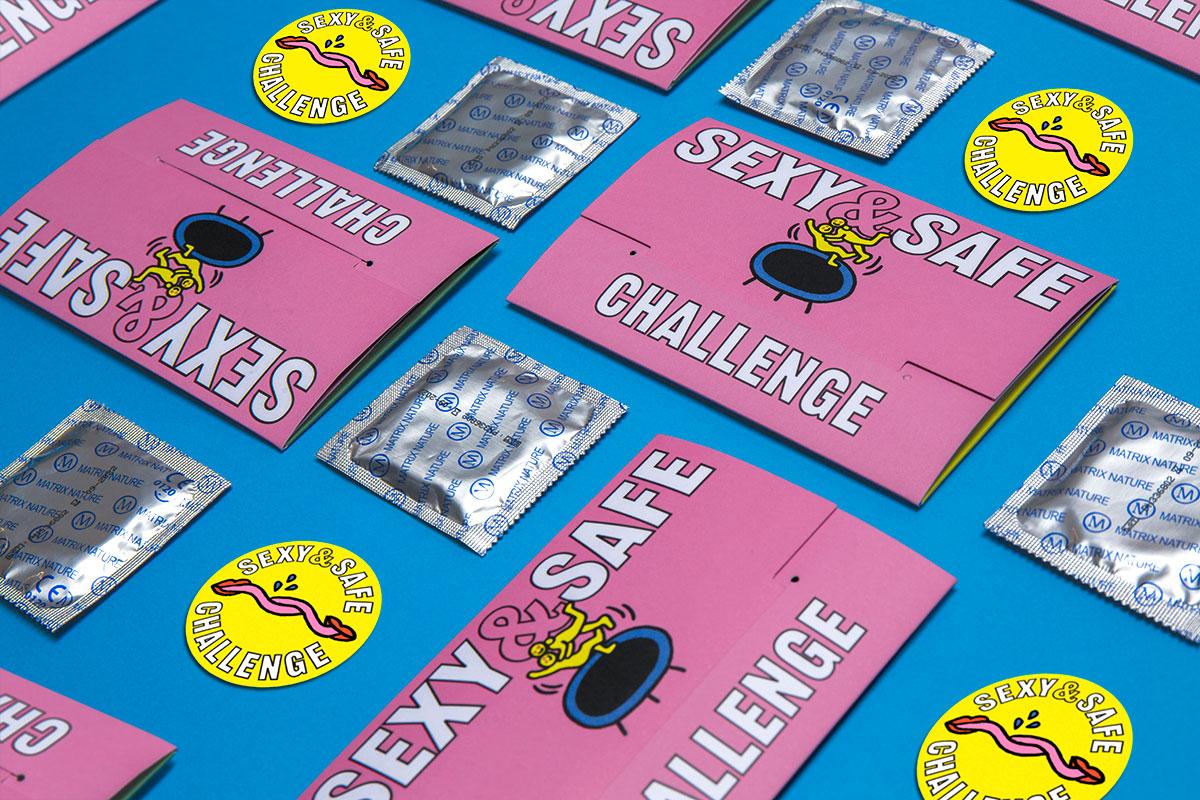 SEXY & SAFE CHALLENGE, Campanya de sexualitat adreçada a adolescents i joves