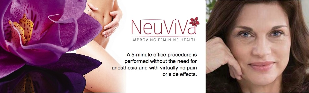 NeuViva vaginal laser rejuvenation