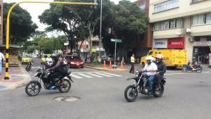 El juez 11 civil del circuito de Bucaramanga tomó la decisión en segunda instancia de revocar el fallo de la tutela que suspendió el 'pico y placa' en el Centro de Bucaramanga. /FOTO SOFÍA ARENAS