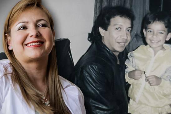 """""""Los momentos más felices de mi vida los pasé con Diomedes Díaz"""""""