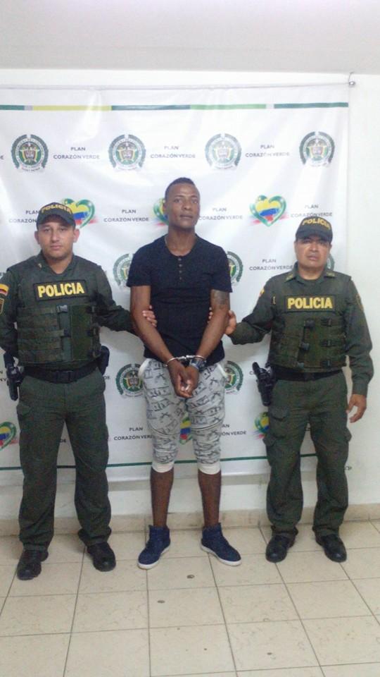 """Capturado alias """"Ñea"""" el terror de los Bancos en Puerto Tejada"""