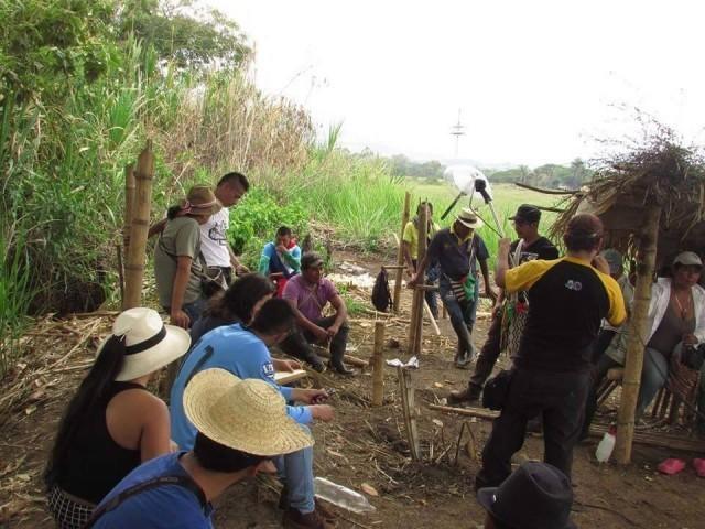 Indígenas en Corinto retuvieron séis trabajadores del Ingenio El Cauca