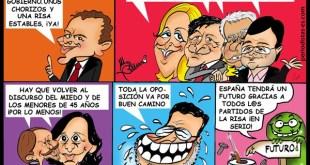 Política en España, octubre 2016