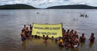Greenpeace insta a Siemens a no destruir la Amazonía