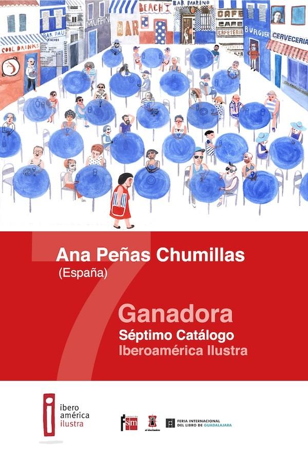 Ana Peñas Chumillas gana el VII Catálogo Iberoamérica Ilustra