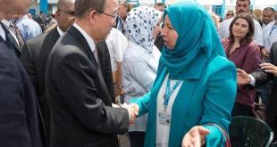 Ban Ki-moon insta a finalizar el bloqueo de la Franja de Gaza