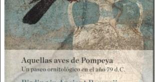 Karin Faber: Aquellas aves de Pompeya