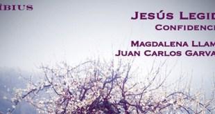 Presentación del CD Confidencias, de Jesús Legido