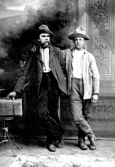 Poetas: se subasta el revólver con que Verlaine hirió a Rimbaud