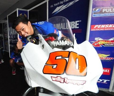 Final YSR 2016 : Balank Juara Umum Sport 150cc & Wilman Juara Umum Sport 250 cc!