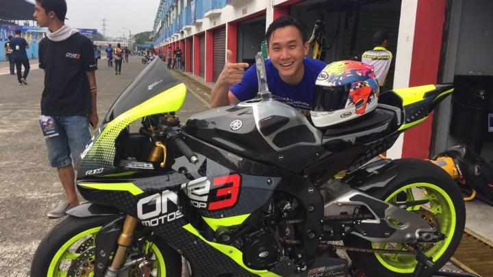 Yamaha R1M dimata Bro Benny Saputra Owner One3 Motoshop