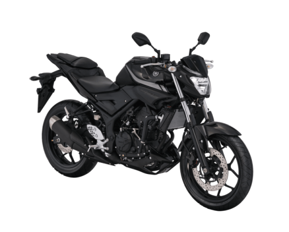 Yamaha MT-25 Black Metalic